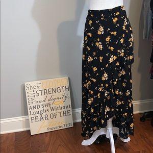 Torrid Faux Wrap Skirt